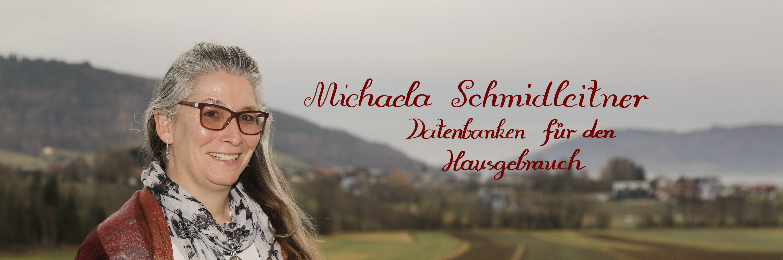 Michaela Schmidleitner